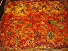 Low carb Pizzaboden, ein gutes Rezept aus der Kategorie Grundrezepte. Bewertungen: 63. Durchschnitt: Ø 4,4.