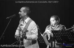 La Séptima Bohemia en Concierto en el Centro Cultural BOD La Castellana. Sábado 3 de noviembre de 2017 @septimabohemia @cculturalbod  #Rumbacana #BailaParaDivertirte #FunWhileDancing #Music #Musica #Música #Latina #Latin #Son #LaSeptimaBohemia #Caracas #Venezuela Fotografía: @omarjaimes8 @wapeapro  #photo #photography