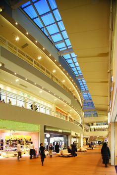 Toyosu Lalaport Center | Laguarda.Low Architects, LLC | Archinect_Tokyo, Japan