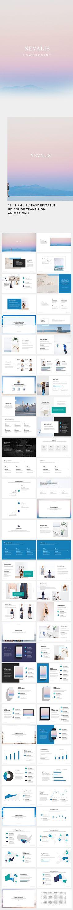 orelo business proposal powerpoint template | business proposal, Presentation templates