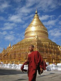 ✯ Myanmar (previously called Burma) is an ancient city that is home to over 2,000 temples and pagodas.