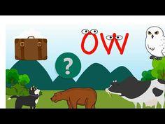 Ow Sound Phonics - YouTube