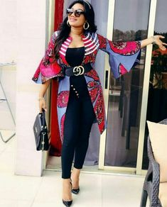 AfroFashionStyle: Latest Trendy African Print Jackets And Blazers Styles 2018 – African Fashion Dresses - African Styles for Ladies African Maxi Dresses, African Fashion Designers, African Inspired Fashion, Latest African Fashion Dresses, African Dresses For Women, African Print Fashion, Africa Fashion, African Attire, African Wear