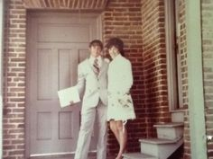 Wedding day 1/27/73