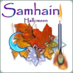 Herbs/Food: Apples, pumpkins, gourds, corn, rosemary, sage, mullein, mandrake  Stones: Obsidian, smoky quarts, jet, amber, garnet  Samhain (Summer's End) is one of our four Greater Sabbats, the highest holy day of witches. Samhain is a major festival with several aspects. It is new year's eve for witches, as well as our third and final harvest festival. Samhain inaugurates Winter, is the final chance to dry herbs for winter storage, and a night when fairies supposedly afoot working mischief.