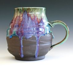 Extra Extra Extra Large Coffee Mug Holds 42 oz by ocpottery, $40.00