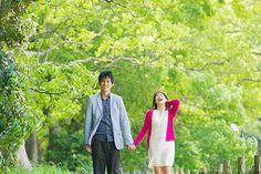 立ってるだけでも伝わる気持ち @エンゲージメントフォト - ○○しゃしんのじかん http://blog.goo.ne.jp/moriken_photo/