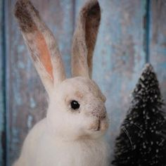 Felted Antlers (@felted_antlers) • Instagram-foto's en -video's Wool Art, Ebay Listing, Animal Sculptures, Antlers, Easter Bunny, Needle Felting, My Ebay, Glass Beads, Pets
