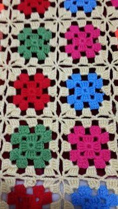 Crochet patterns blanket rugs Super Ideas Knitting For BeginnersKnitting HatCrochet Hair StylesCrochet Scarf Crochet Squares Afghan, Crochet Blocks, Granny Square Crochet Pattern, Crochet Granny, Crochet Blanket Patterns, Crochet Motif, Crochet Designs, Free Crochet, Knitting Patterns