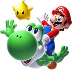 Super Mario Galaxy 2!