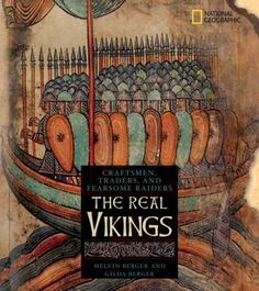 Minuteman Library Network – Find -- The real Vikings : craftsmen, traders, and fearsome raiders / Melvin Berger and Gilda Berger.