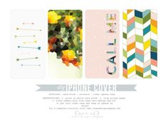 free iphone covers {new designs}