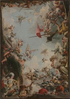 The Glorification of the Giustiniani Family