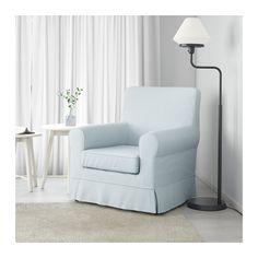 JENNYLUND Chair - Nordvalla light blue - IKEA