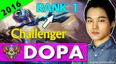 도파 Dopa Fizz vs Viktor - Longzhu Chaser, Jin Air Pilot - KR Challenger T...