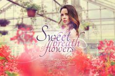 """Kamila Błaszkiewicz: """"Sweet breath of flowers"""" http://www.confashionmag.pl/webitorial/sweet-breath-of-flowers.html"""