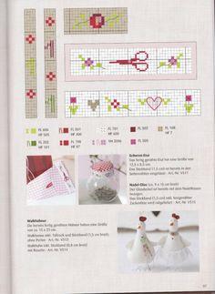 Cross-stitch Cute Mini Patterns...   Gallery.ru / Фото #69 - Вышивка 71 - kuritsa-kusturitsa