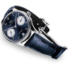 IW500112 LAUREUS IWC Portuguese Automatic Mens Watch