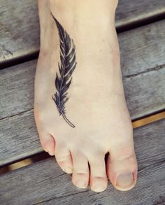 #feather #tattoo