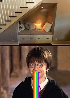 funny-Harry-Potter-cupboard-rainbow