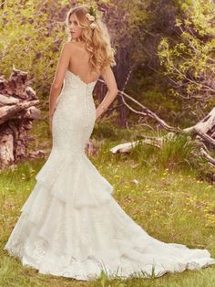 "Maggie Sottero | Avery Collection | ""GOLDIE"""