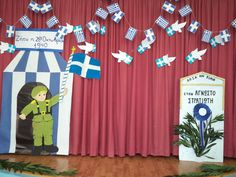 28th October, National Days, Projects To Try, Greek, Classroom, School, Crafts, Ideas, Art