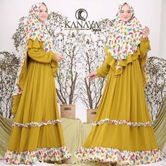 Asyiah Syari by Kanaya The Dress, Baby Dolls, Amanda, Like4like, Formal Dresses, Amazing, Instagram Posts, Color, Style