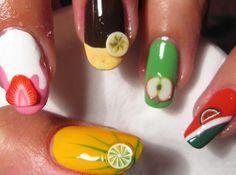 fruitnagels