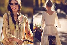 Sincerely, Kinsey: Free People // January Catalog