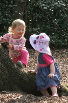 What is Child-led Play? Why is it so important to your child's learning? (Nature Play)
