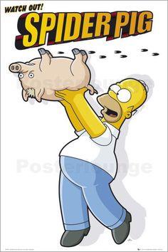 Im Jahr 2007 eroberten die Simpsons endlich auch die Leinwand. Ein Posterdruck vom Film erinnert in den eigenen vier Wänden an die lustigsten Momente.