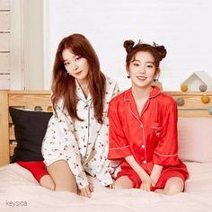Seulgi & Irene // Red Velvet