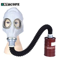 2019 Latest Design New Industrial-safety Full Face Gas Mask Chemical Breathing-mask Paint Dust Respirator Workplace Safety Vivid And Great In Style Respirators