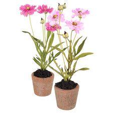Faux Chrysanthemum