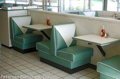 Diner Restauranr Duece Booth