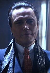 Christopher Walken ... Vincenzo Coccotti, from True Romance, a seriously under appreciated movie