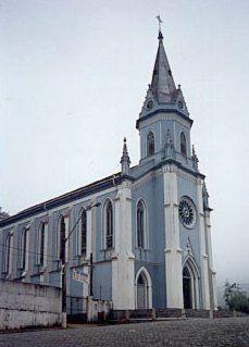 Igreja de Santo Antônio do Alto da Serra em Petrópolis - RJ / Brasil. Minha mãe casou-se aqui.
