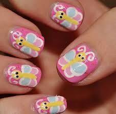 Resultado de imagen para uñas decoradas delos pies faciles y bonitas para niñas