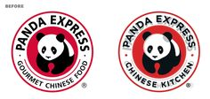 Subtle redesign | New Logo and Identity for Panda Express