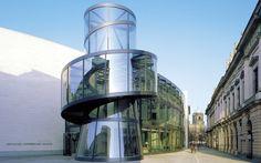 DHM. Berlin, Niemcy. Produkty: SGG CLIMAPLUS COOL-LITE SKN 072. #glass #architecture #desing #future #futuristc_architecture #glassisthefuture