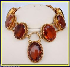 Victorian Bangle Bracelet Gold, 125 Carat Citrines