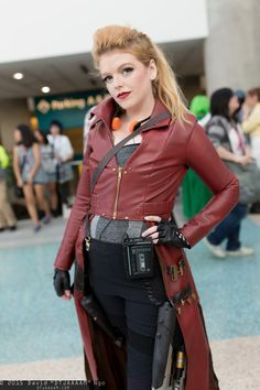 Star-Lord of the Guardians of the Galaxy #cosplay #Rule63