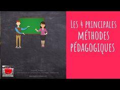 💡🔎 Voici les 4 principales méthodes pédagogiques en formation - YouTube Jean Lefebvre, Lectures, Voici, Cover, Books, Articles, Mental Map, Trainers, Social Media