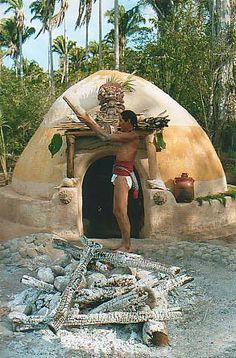 Temazcal, a gift from the Gods.