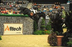Unex Valente Made A Valiant Effort To Win Puissance | The Chronicle of the Horse