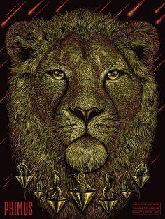 Primus Poster Series - zoltron