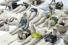 Statuettes / The Opole Contemporary Art Gallery Prize | Anna Gądek