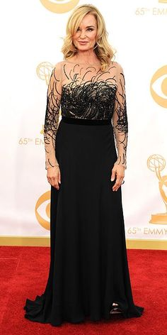 Jessica Lange at the 2013 Emmys