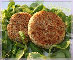 Recette - Croquettes de pommes de terre au jambon et aux herbes | 750g