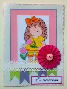tarjeta Sketch 31 de latina crafter